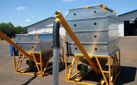 Q-Dal Grouper Bins