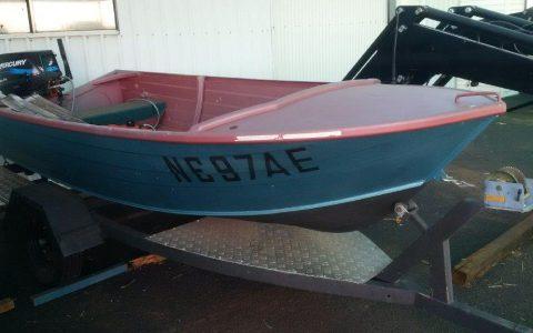 BLUE STACER Boat For Sale